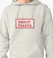 Beach Fossils Pullover Hoodie