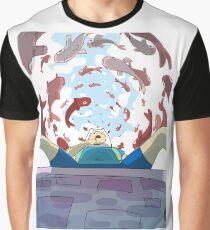 Finn The Human Graphic T-Shirt