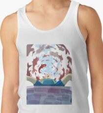 Finn The Human Tank Top