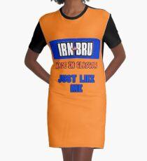 Irn Bru - Glasgow Graphic T-Shirt Dress