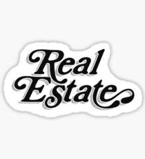 Real Estate logo Sticker