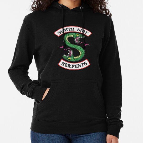South Side Serpents Sweatshirt Pullover Archie Snake Biker Riverdale Schlangen