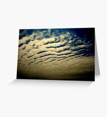I will Praise You in the Storm  Greeting Card