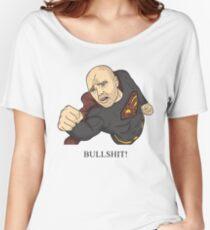Karl Pilkington | Bullshit Man Women's Relaxed Fit T-Shirt