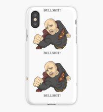 Karl Pilkington | Bullshit Man iPhone Case/Skin