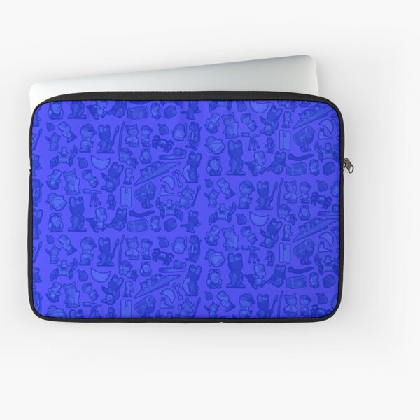 Blue Bunnies Laptop Sleeve