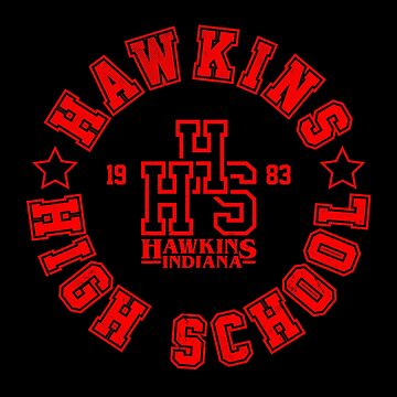 Hawkins High School by melvtec