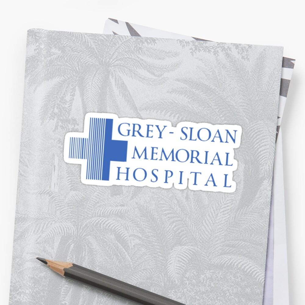 Grey-Sloan Memorial Hospital by April Kristine