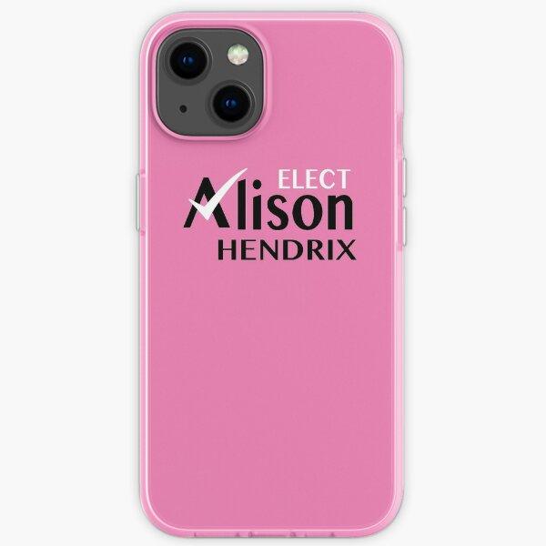 Elect Alison Hendrix iPhone Soft Case