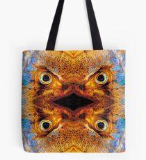 Angry Fish Face #03 Tote Bag