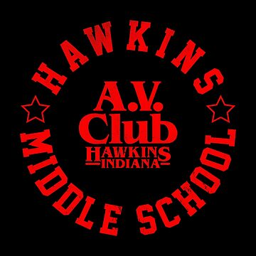 Hawkins Middle School AV Club by melvtec