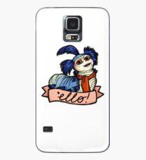 Ello - Labyrinth Worm Case/Skin for Samsung Galaxy