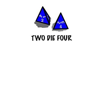 Two die four by dripcoffee