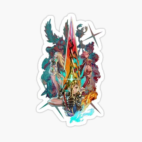 Xenoblade Chronicles™ 2 - Team Sticker