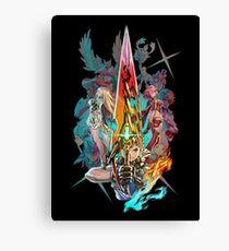 Xenoblade Chronicles™ 2 - Team Canvas Print