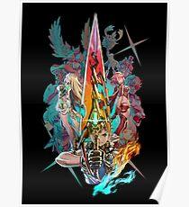 Xenoblade Chronicles™ 2 - Team Poster