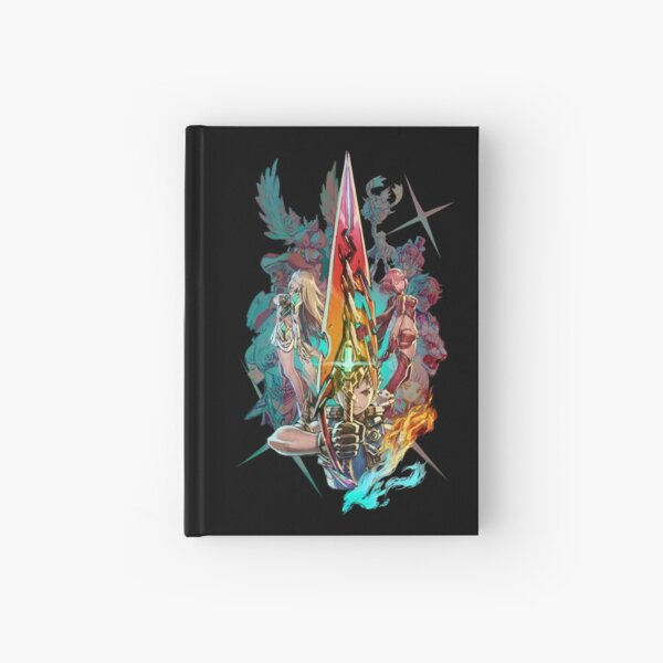 Xenoblade Chronicles™ 2 - Team Hardcover Journal