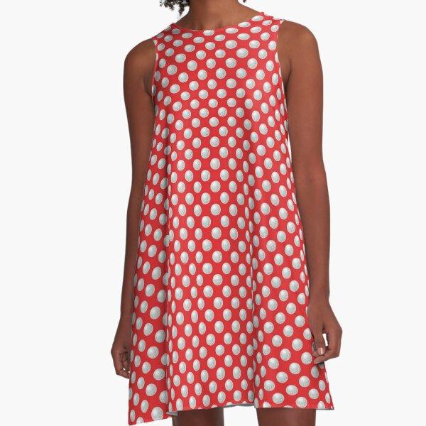 Women's Golf A-Line Dress