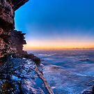 Morning glow from Shark Point by Erik Schlogl