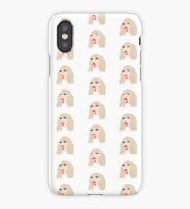 Katya Zamolodchikova  iPhone Case