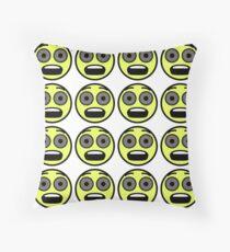Tripping Emoji Floor Pillow