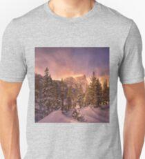 Dream Lake - Rocky Mountain National Park  Unisex T-Shirt