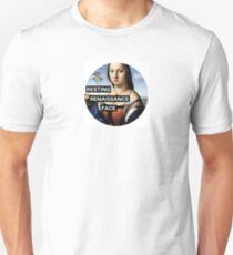 RESTING RENAISSANCE FACE T-Shirt