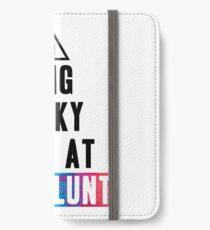 OMG Becky iPhone Wallet/Case/Skin