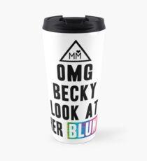 OMG Becky Travel Mug
