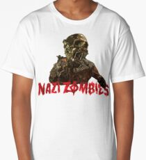 Zombies - WWII Long T-Shirt