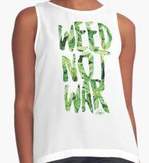 Weed Not War Sleeveless Top