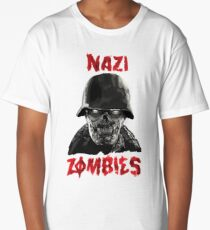 WWII - ZOMBIES  Long T-Shirt