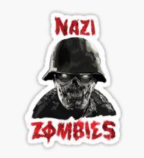 WWII - ZOMBIES  Sticker