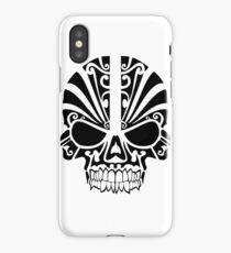 Cool Tribal Skull iPhone Case/Skin