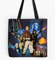 Serenity: The Alliance Strikes Back Tote Bag