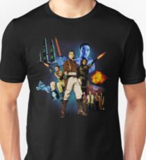 Serenity: The Alliance Strikes Back Unisex T-Shirt