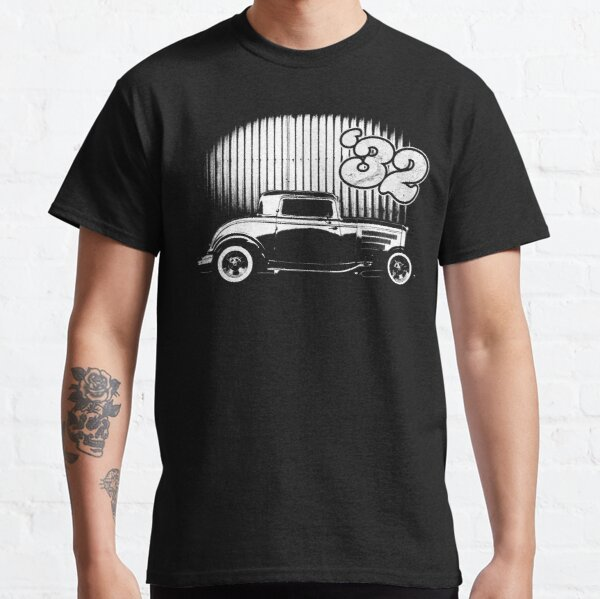 1932 Ford Coupe Hot Rod Classic T-Shirt