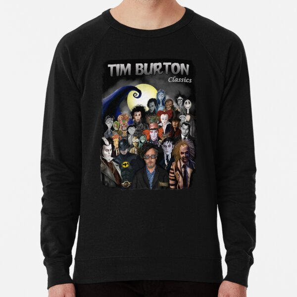 Tim Burton Classics Lightweight Sweatshirt