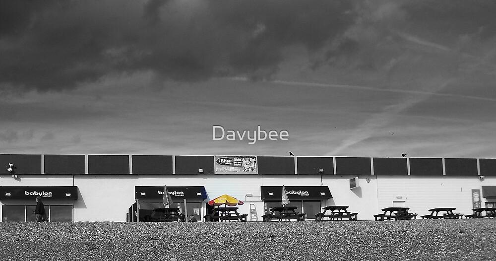 beach bar by Davybee