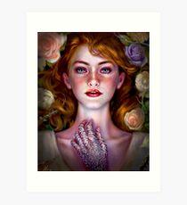 Feyre  Art Print
