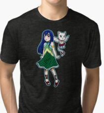 Wendy and Carla Tri-blend T-Shirt