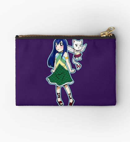 Wendy and Carla Zipper Pouch
