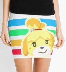 Animal Crossing Rainbow Isabelle Mini Skirt