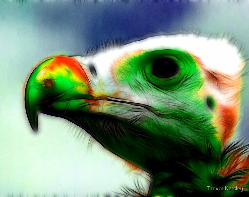 Green Giant by Trevor Kersley
