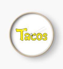 Reloj Krillin Tacos