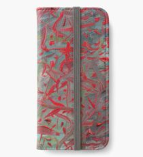 RED AUTUMN iPhone Wallet/Case/Skin