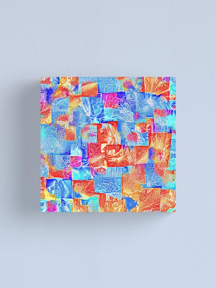 Alternate view of Light bright energy Canvas Print