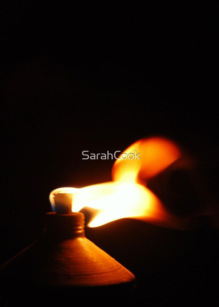 Wafting Blaze by SarahCook
