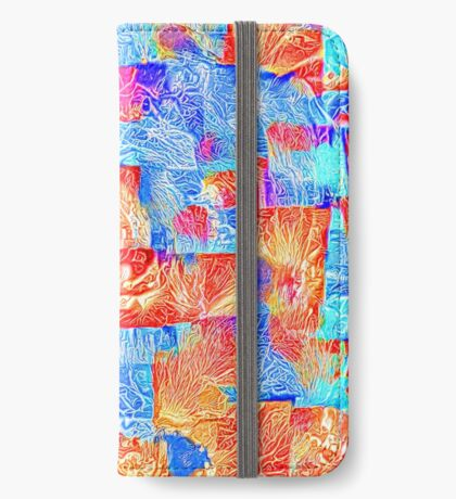 Light bright energy iPhone Wallet