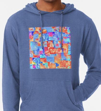Light bright energy Lightweight Hoodie